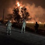 Foto: Explosión en Tlahuelilpan, Hidalgo, 18 de enero 2019, México