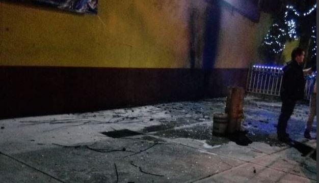 explosion por pirotecnia deja ocho lesionados en iglesia en gam