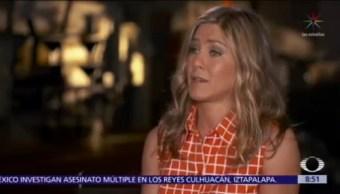 Festejo de Jennifer Aniston casi termina en tragedia