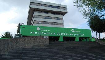 Foto: Edificio de la Fiscalía del Edomex, 22 de febrero 2019. www.edomexaldia.com.mx