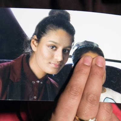 Muere en Siria bebé de británica que se unió al Estado Islámico