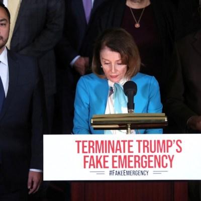 Cámara de Representantes bloquea emergencia nacional de Trump
