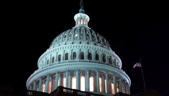 Foto: Imagen del Congreso de Estados Unidos del 5 de febrero del 2019