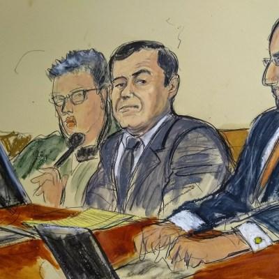 Juicio de 'El Chapo': Tercer día de deliberaciones sin veredicto