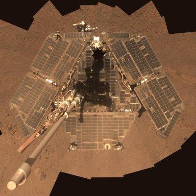 Nasa, lista para decir adiós al robot Opportunity en Marte