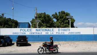 Foto: Cinco ciudadanos estadounidenses fueron detenidos en la estación de Policía en Haití acusados de portar armas y por conspiración el 18 de febrero de 2019