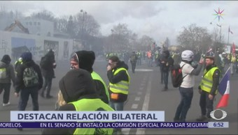 Foto: Francia e Italia rebajan la tensión bilateral