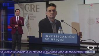 Gobierno federal inicia investigación sobre CRE