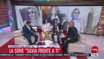 Gran estreno de la serie 'Silvia frente a ti'