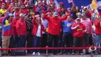 FOTO: Grupo de Lima reconoce a Guaidó como presidente de Venezuela, 4 febrero 2019