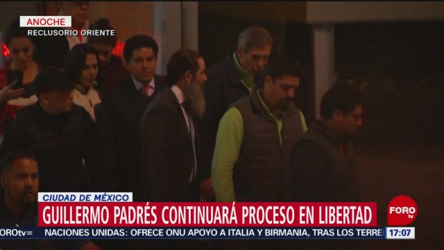 FOTO: Guillermo Padrés continuará proceso en libertad, 3 febrero 2019