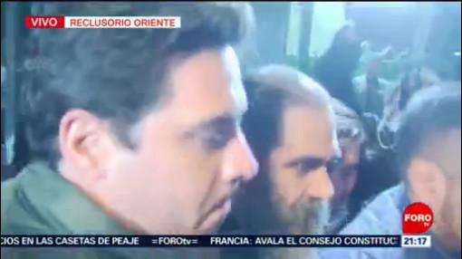 FOTO: Guillermo Padrés Sale Del Reclusorio Oriente, Guillermo Padrés, Reclusorio Oriente, Exgobernador De Sonora, Sonora, Ciudad De México, Libertad Condicional , 2 febrero 2019