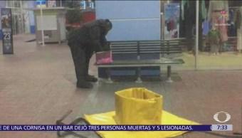 Hallan artefactos explosivos en municipios del Edomex