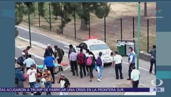 Hieren de bala a dos estudiantes de la FES Zaragoza