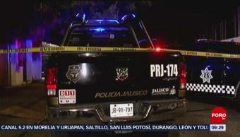Hombre apuñala a su madre y hermana en Guadalajara