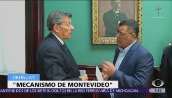 Hoy se celebra en Montevideo reunión sobre crisis en Venezuela