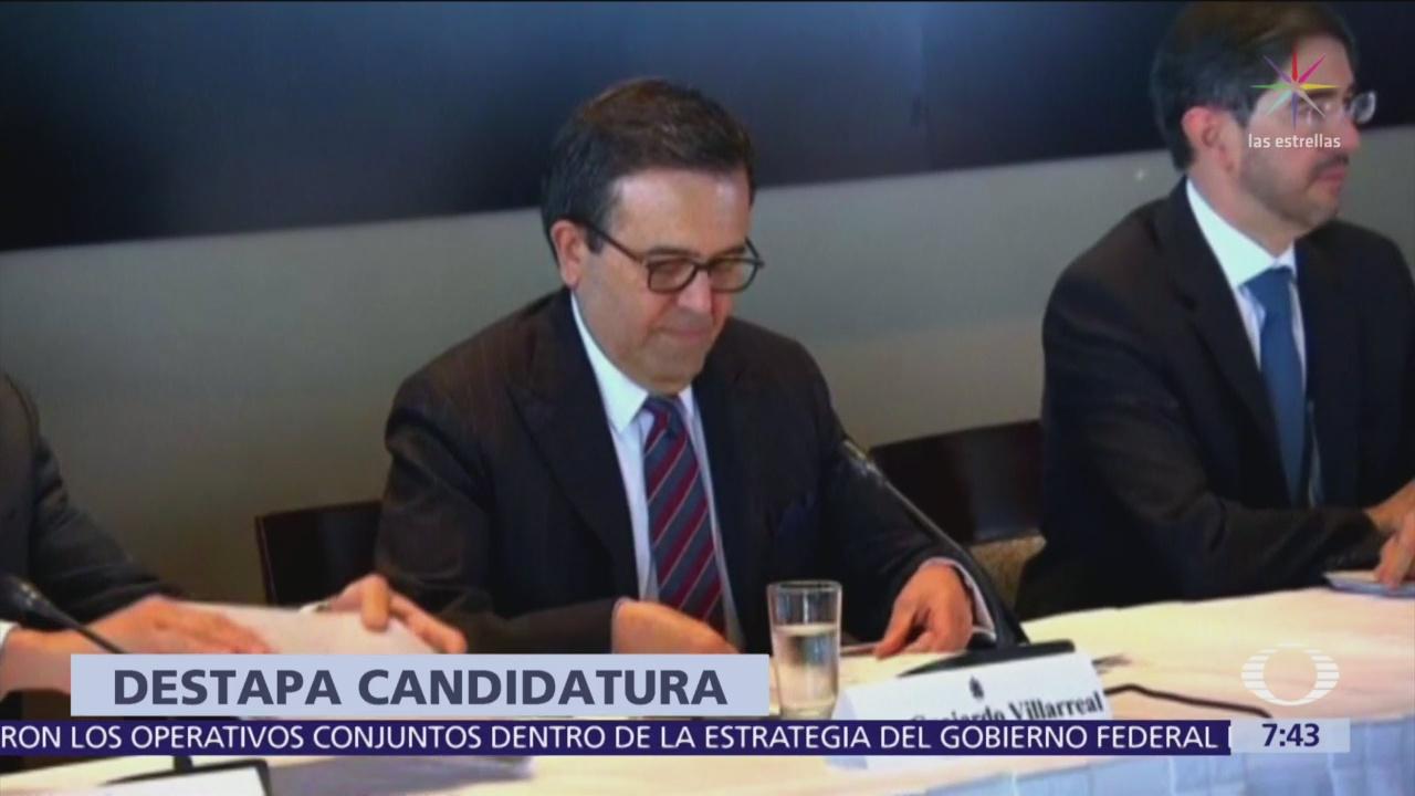 Ildefonso Guajardo se destapa para Gubernatura de Nuevo León