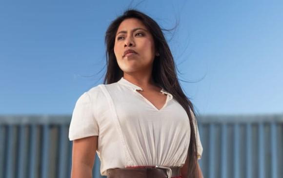Yalitza Aparicio: estoy orgullosa de ser indígena oaxaqueña