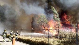 incendio en xochimilco pudo ser provocado sheinbaum