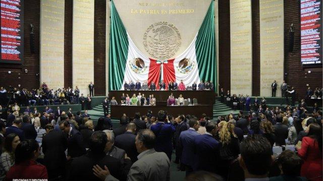 Congreso de la Unión, Periodo Ordinario De Sesiones, Twitter, 1 febrero 2019