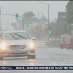 Foto: Inundaciones generan afectaciones en California