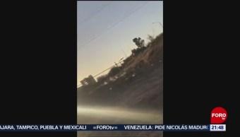 FOTO: Investigan ataque a comunicadores en Hermosillo, Sonora, 16 febrero 2019