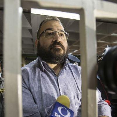 Karime Macías vive 'humildemente' en Londres con 171 mil pesos: Javier Duarte
