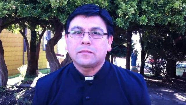 Foto:El sacerdote José Francisco Núñez Calisto, que era investigado por abusos sexuales, fue hallado muerto, 9 febrero 2019