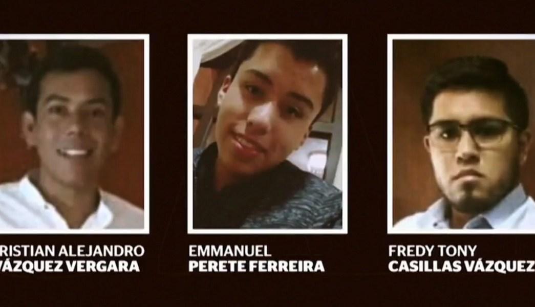 Encapuchados secuestran a tres jóvenes en Ocuilan, Edomex