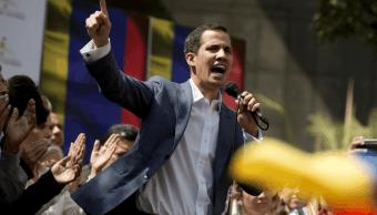 Foto: Juan Guaido, el autoproclamado presidente de Venezuela, enero 2019, Caracas
