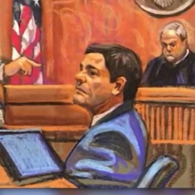 Revelan archivos claves que fiscales bloquearon en juicio de 'El Chapo' Guzmán