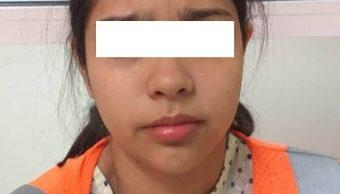 La Fiscalía Especializada en Atención a Mujeres (FEM) de la Fiscalía del Estado de Juárez compartió la imagen de la presunta asesina (fiscalia.chihuahua.gob.mx)