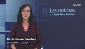 Foto: La Noticias Karla Iberia 13 de Febrero 2019