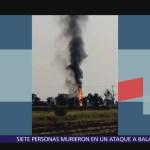 La reacción de Pemex ante fuga en Tlahuelilpan