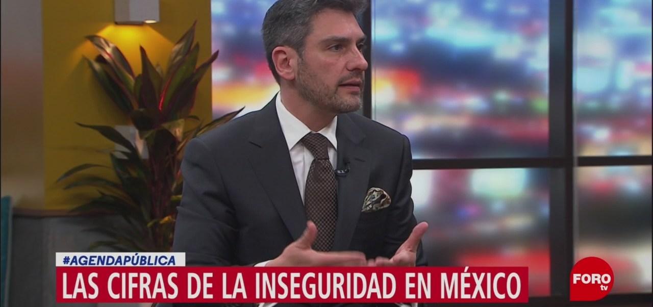 FOTO: Las cifras de la inseguridad en México, 3 febrero 2019