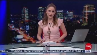 Foto: Las Noticias, Danielle Dithurbide 14 de Febrero 2019