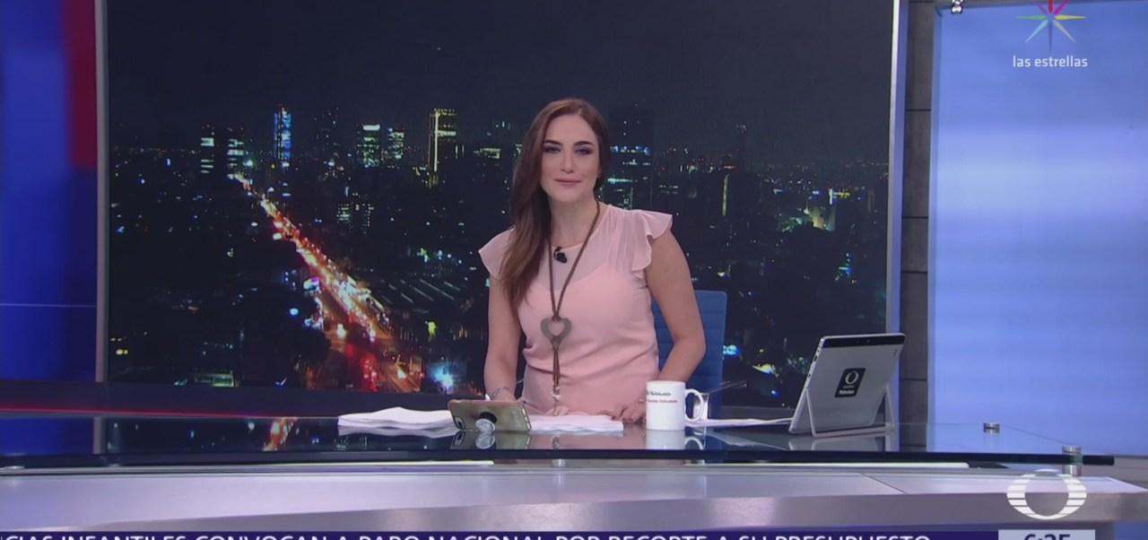 Las noticias, con Danielle Dithurbide: Programa del 14 de febrero del 2019