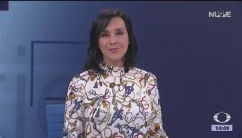 Foto: Las Noticias, con Karla Iberia: Programa del 11 de febrero del 2019