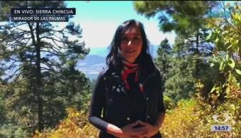 Foto: Las Noticias, con Karla Iberia Programa del 19 de febrero del 2019