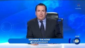 Las Noticias con Lalo Salazar en Hoy del 14 de febrero del 2019