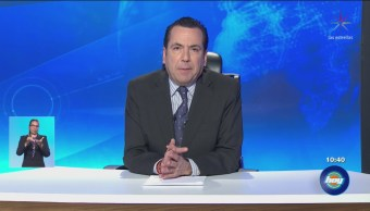 Las Noticias con Lalo Salazar en Hoy del 8 de febrero del 2019