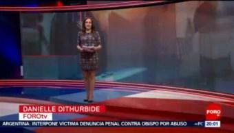 Foto: Las Noticias Danielle Dithurbide 11 Febrero 2019