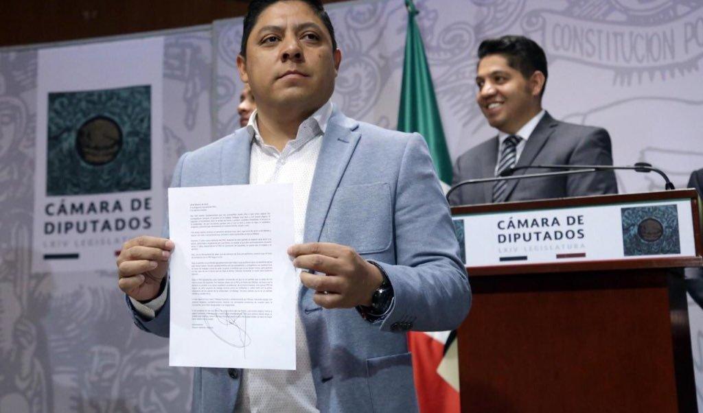 Foto: Línea del PRD es ir en contra de AMLO, dice Ricardo Gallardo 20 febero 2019