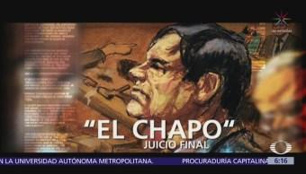 Los 11 detalles más importantes del juicio de 'El Chapo'