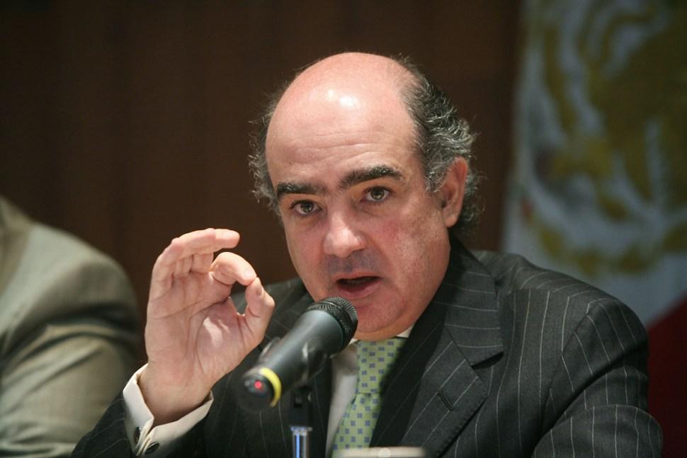 Luis Téllez también fungió como director de la Bolsa Mexicana de Valores (Proceso)