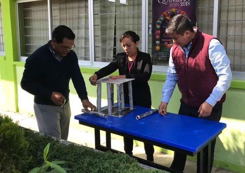 Foto: Programa Cuantrix, Fundación Televsa, el 4 de febrero 2019