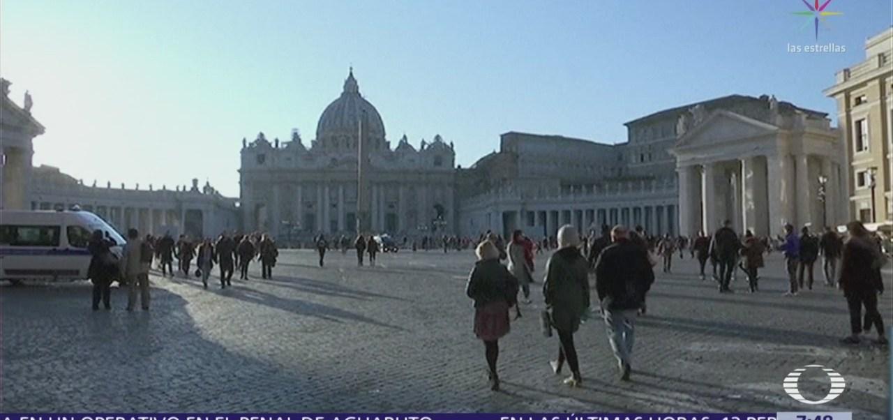 Mañana inicia en Vaticano cumbre sobre abusos sexuales de sacerdotes