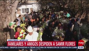 Foto: Marchan para exigir justicia por asesinato de Samir Flores
