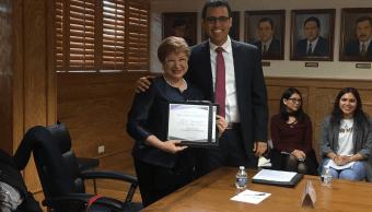 margarita luna ramos, SCJN, Poder Judicial, Twitter, @MargaritaBLunaR, 8 febrero 2019