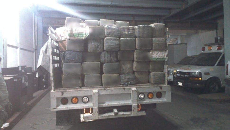 Foto: Marina asegura más de 9 toneladas de droga en Sonora 15 febrero 2019